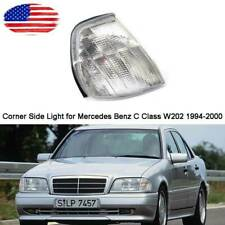 1X Clear Turn Signal Light Corner Lamp for Mercedes Benz C Class W202 1994-2000