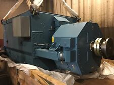 13700 KW ABB AMS 900L6L BST Brushless Synchronous Motor / Generator 18000 HP
