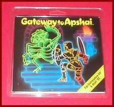 Gateway to Apshai for Atari 400 800 XE & Commodore 64 128 Computer NEW SEALED