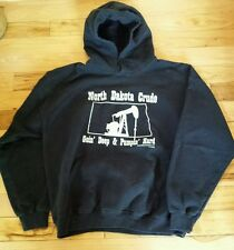 North Dakota Oil Drilling Hoodie Sweatshirt Pipeline Protest The Protesters Lg