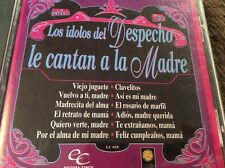 Los Idolos Del Despecho le canton a la Madre (CD) FAST SHIPPING