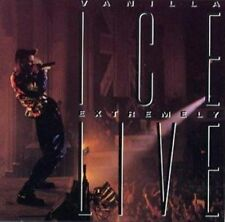 VANILLA ICE - Extremely Live (CD 1991)