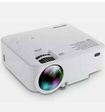 T20 1500 Lumen LCD Minibeamer Multimedia-Videoprojektor Heimkino