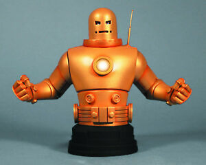 Gentle Giant Iron Man Mark II Mini Bust 80/300 Marvel NEW SEALED