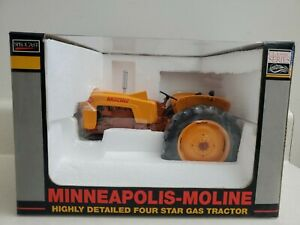 Minneapolis-Moline Highly Detailed Four Star Gas Tractor 1/16 SpecCast