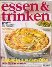 essen & trinken 1/2013 - Rouladen - Geschenke aus der Küche - Aufläufe Gratin