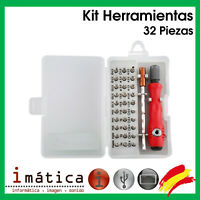 PACK HERRAMIENTAS PANTALLAS TELEFONO MOVIL TABLET KIT DESTORNILLADOR IPHONE SONY