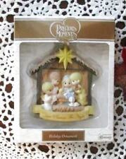 Precious Moments Nativity Christmas Ornament 3.5 inch How Precious The Night