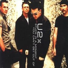 Stuck in a Moment You Can't Get Out of, Pt. 1 [Import] [Single] by U2 (CD, Jan-…
