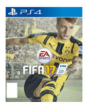 FIFA 17 (Sony PlayStation 4, 2016) PS4 Futbol Soccer