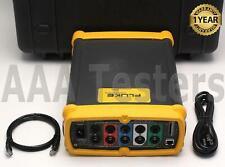 Fluke 1750 Three Phase Power Quality Recorder Fluke 1750