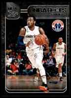 2018-19 NBA HOOPS NBA CITY JOHN WALL WASHINGTON WIZARDS #NBA-5 INSERT