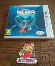 jeu vidéo nintendo édition spéciale le monde de nemo 3DS