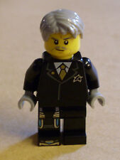 Lego ultra agents-Solomon Blaze electrolyzer (agentes negro gris) nuevo