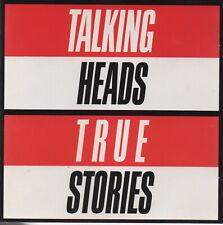 TALKING HEADS - True stories - CD album