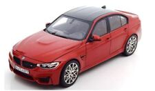BMW M3 F80 1:18 scale Model Miniature Car Collectable Sakhir Orange 80432411553