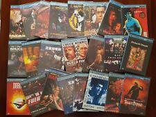 DVD Los Maestros del Cine de Artes Marciales 23 Peliculas
