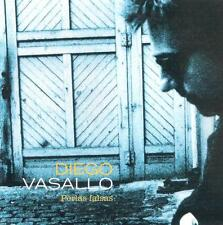 DIEGO VASALLO - PERLAS FALSAS CD SINGLE 1 TRACK PROMO 2000 - DUNCAN DHU