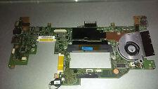 ASUS X101  SCHEDA MADRE MOTHERBOARD X101 MAIN BOARD REV 1.2 + CPU ,VENTOLA ,DISS