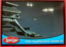 CAPTAIN SCARLET - Card #63 - The Mysterons Close In - Cards Inc. 2001