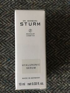 DR. BARBARA STURM Hyaluronic Serum 10ml BNIB Sealed