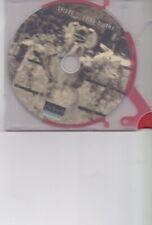 Swisso-Weird Cinema promo cd single