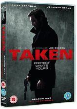 TAKEN 1 (2017): TV Season Series prequel to Film Trilogy - NEW UK DVD not US