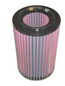 E-9283 K&N Replacement Air Filter FIAT DUCATO 2.3L-L4 F/I, 3.0L-L4 DSL; 06-11 (K
