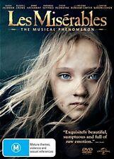 Les Miserables (DVD, 2013)