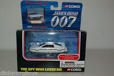 CORGI TY95701 JAMES BOND 007 LOTUS ESPRIT UNDERWATER MIB RARE SELTEN