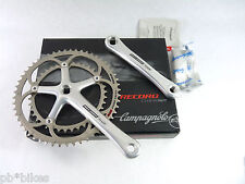 Campagnolo Record Crankset 10 Speed 170mm 53-39 Ultra Drive EPS Bike 2006 NOS