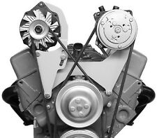 Alan Grove Steel Alternator Mounting Bracket Small Block Chevy PS Mount SWP 200R