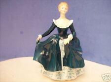 "1970 Royal Doulton ""Janine"" Lady Figurine"