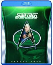 Star Trek The Next Generation - Season 4 REGION B Blu-Ray
