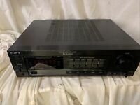 Sony TA-AX390 Integrated Amplifier Amp - Tested And Working. No Cables/remote