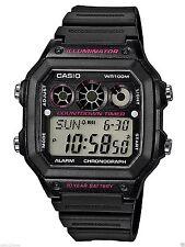 Men's Quartz (Battery) Polished Square Wristwatches