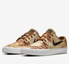 Nike SB Zoom Stefan Janoski Canvas RM PRM Skate Shoe Camo