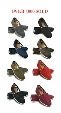 100% AUTHENTIC TOMS CLASSIC WOMEN CANVAS SHOES, BRAND NEW. ALL SIZES