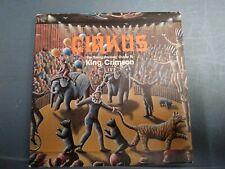 King Crimson Cirkus CD RARE!