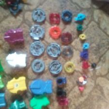 Takara Lot of 10 Beyblades : Lot No.94U (USED)