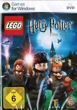 LEGO Harry Potter: Die Jahre 1-4 (PC, 2010, DVD-Box)