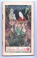 Collection Printemps 264. Au Pays merveilleux des Incas. Roman SCOUT.
