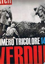 PARIS MATCH n° 802  22 aout 1964 * 14/ 18 guerre Verdun * Parachutisme