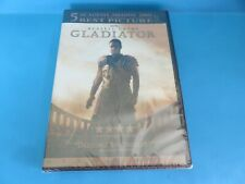 """""""Gladiator� Russell Crowe; Action/Dvd/New"""