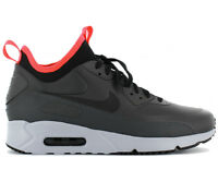Nike Air Max 90 Ultra mid Men's Sneakers Shoes Grey 924458-003 Sneakers New