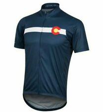 PEARL IZUMI Men's 'SELECT LTD' FULL ZIP  Homestate 2019 CYCLING S/S JERSEY - S