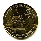 75018 Montmartre, Sacré-Coeur, 125 ans d'adoration, 2009, Monnaie de Paris