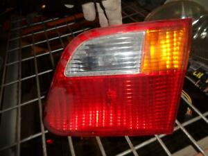 1999 HONDA CIVIC RIGHT LID MOUNTED TAIL LAMP