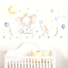 Cute Baby Animal PVC Sticker Wall Sticker Living Room Decoration