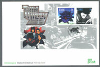 Ireland-Thin Lizzy First Day Cover  min sheet 2019 Phil Lynott-music-pop-Rock